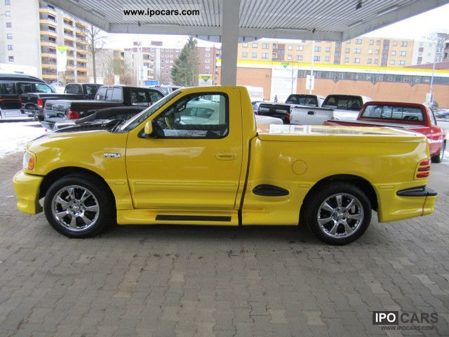 2002 Ford  F 150 Boss, one of only 500! Hot Rod Truck Off-road Vehicle/Pickup Truck Used vehicle photo