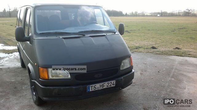 1997 Ford  FT 100 D Van / Minibus Used vehicle photo