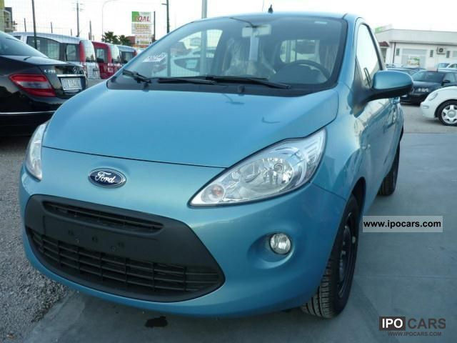 2011 Ford  Ka Other New vehicle photo