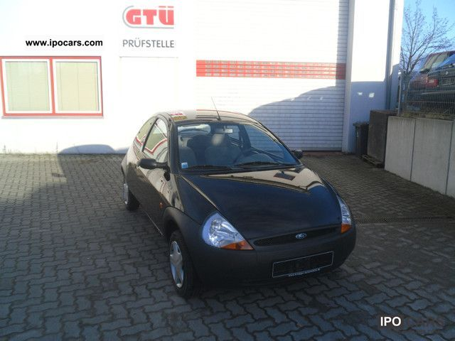 1999 Ford  Ka ** ** ** ** _ TÜV__NEU 2.Hand Small Car Used vehicle photo