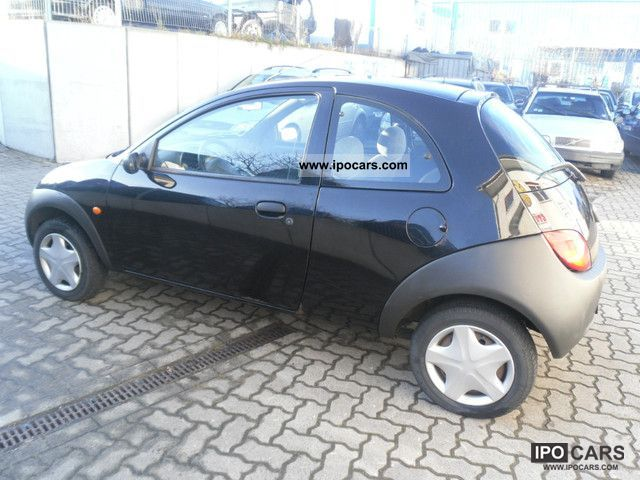 1999 ford ka t v neu 2 hand car photo and specs. Black Bedroom Furniture Sets. Home Design Ideas