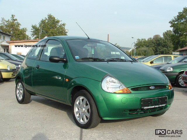 2000 ford ka cat d4 futura air conditioning low km car photo and specs. Black Bedroom Furniture Sets. Home Design Ideas