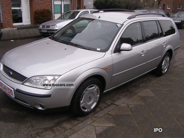 2002 Ford  Mondeo 2.0 TDCI automatic climate PDC Scheme Estate Car Used vehicle photo