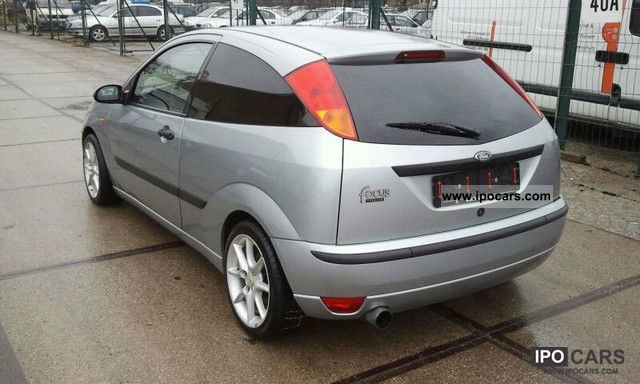 2002 ford focus finesse car photo and specs. Black Bedroom Furniture Sets. Home Design Ideas