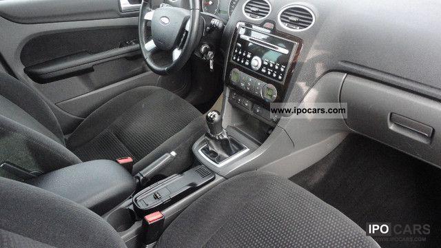 2007 Ford Focus Ghia 2 0 16v Air El Gsd Ahk 4 Euro Car Photo