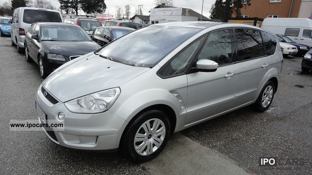 2008 Ford  S-Max 2.0 TDCi Euro 4 DPF NAVI TOUCH 6th gear Van / Minibus Used vehicle photo