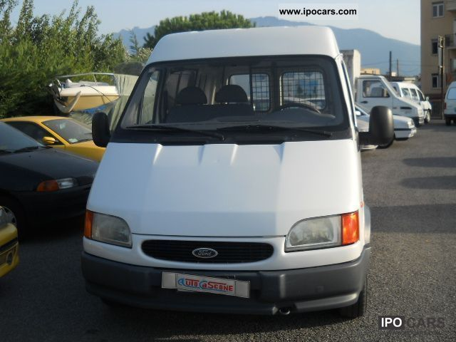 1998 Ford  Trasint 05.02 Other Used vehicle photo