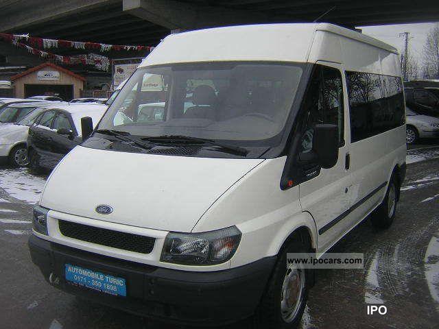 2001 Ford  FT 330 M TDE Van / Minibus Used vehicle photo