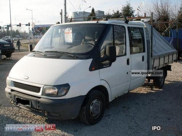 2001 Ford  Transit 2.0 TDCI T300 Other Used vehicle photo