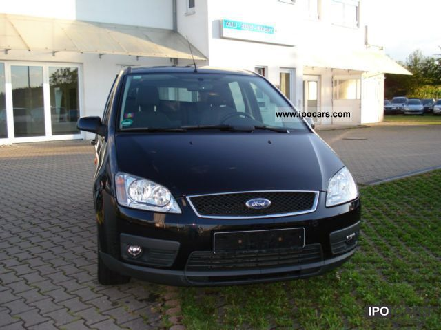 2005 ford focus c max car photo and specs. Black Bedroom Furniture Sets. Home Design Ideas