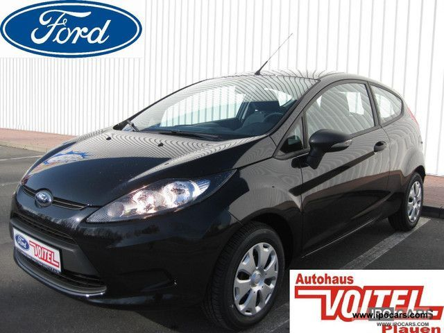 2012 Ford  Fiesta 1.25 ambience Deals Small Car Pre-Registration photo