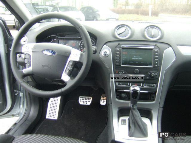 2012 Ford Mondeo Aut Titanium Xenon Gps Sd Car Photo
