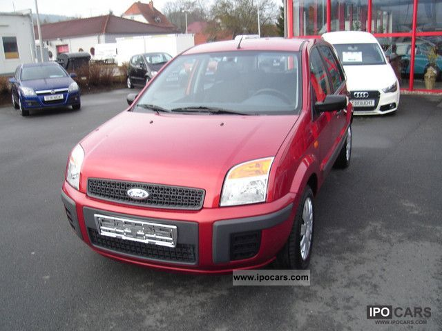 2006 Ford  Fusion 1.25 ambience Small Car Used vehicle photo