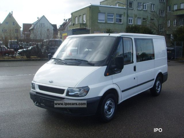 2005 Ford  FT 280 K TDE cars, 1.Hand, 42000km mint condition Van / Minibus Used vehicle photo