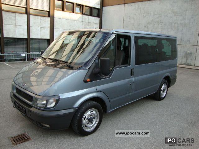 2001 Ford  Transit TD 9 seater AIR Van / Minibus Used vehicle photo