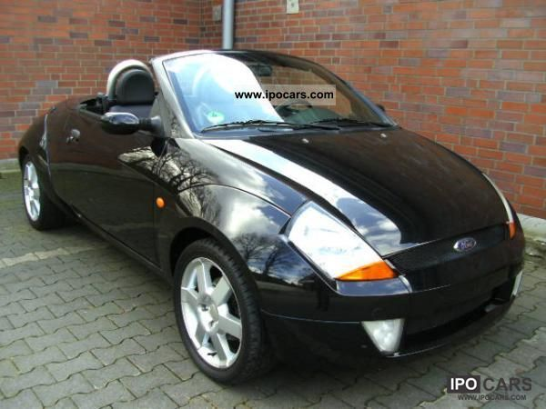 2003 Ford  * Elegance * Streetka 1.HAND Cabrio / roadster Used vehicle photo