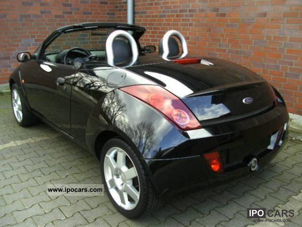 2003 ford elegance streetka 1 hand car photo and specs. Black Bedroom Furniture Sets. Home Design Ideas