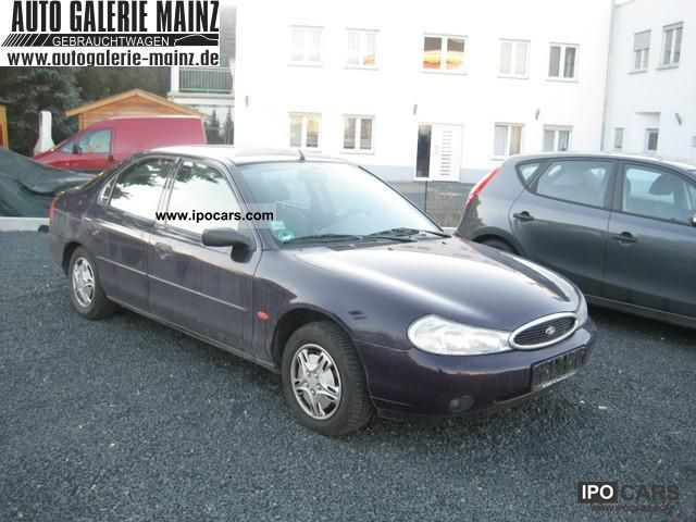 1997 Ford  Mondeo 2.0 GLX Limousine Used vehicle photo