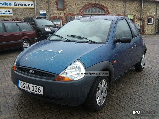 2007 Ford  Ka Fun GAS / GASOLINE Small Car Used vehicle photo