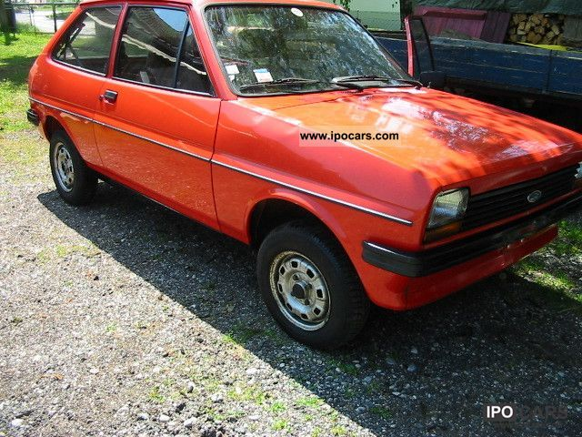 1981 Ford  Festival 1.0 Small Car Classic Vehicle photo