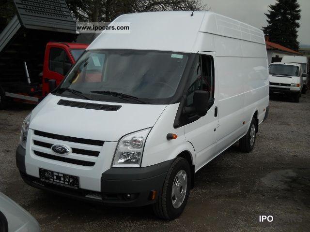 2011 Ford  FT 350 EL (HD) TDCi DPF Express truck line air / Van / Minibus Used vehicle photo
