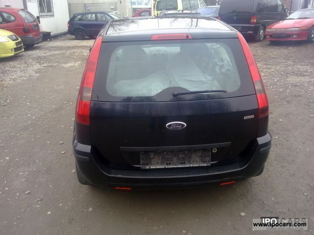 2002 ford viva fusion 1 4 tdci car photo and specs. Black Bedroom Furniture Sets. Home Design Ideas