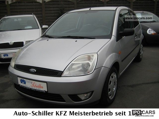 2003 Ford  Fiesta Climate Small Car Used vehicle photo