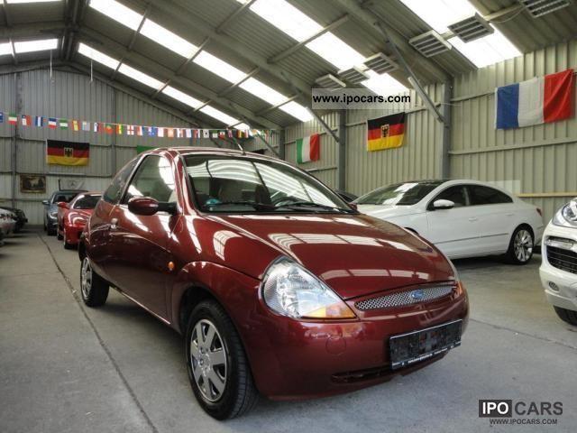 2002 Ford  Ka Royal Small Car Used vehicle photo