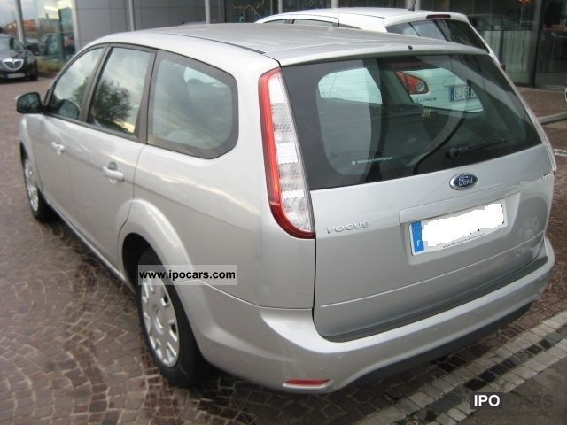 2009 ford focus plus 1 6 tdci 90cv sw car photo and specs. Black Bedroom Furniture Sets. Home Design Ideas
