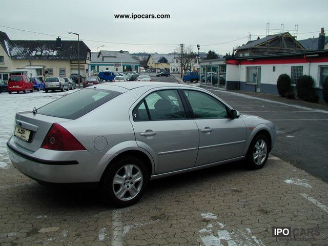 2002 ford mondeo 1 8 ghia automatic climate euro4 car photo and specs. Black Bedroom Furniture Sets. Home Design Ideas