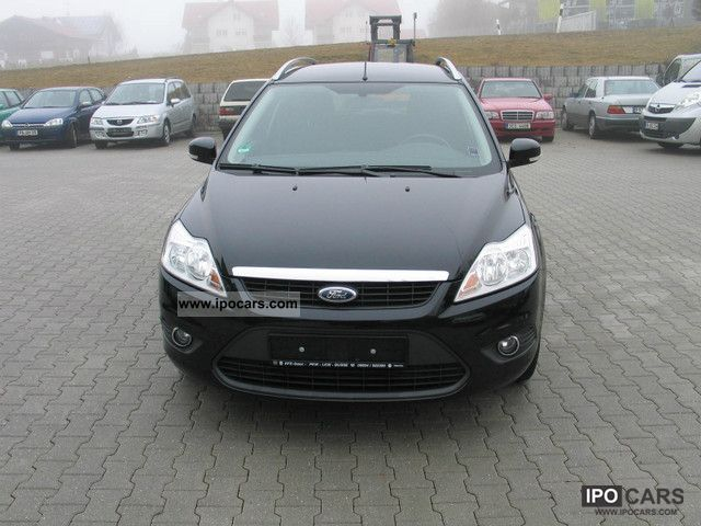 2010 Ford  Focus 1.6 TDCi DPF Viva I Estate Car Used vehicle photo