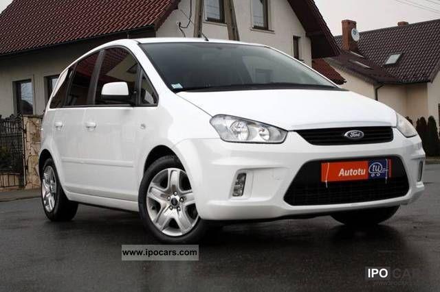 2011 Ford  C-MAX BIAŁA PERŁA climate control Warto Van / Minibus Used vehicle photo
