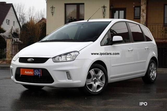 2011 Ford  C-MAX ZAMIANA TANI Kredyt Warto Small Car Used vehicle photo