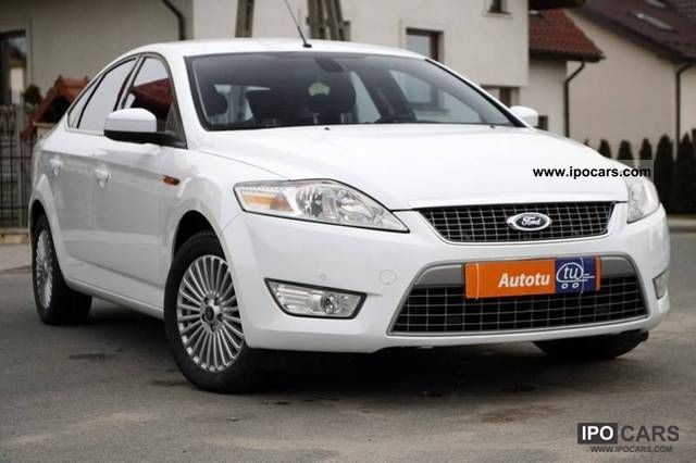 2010 Ford  Mondeo TITANIUM ALUSY PDC SONY Small Car Used vehicle photo