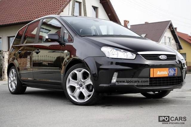 2008 ford c max titanium x panorama nawi skora car photo. Black Bedroom Furniture Sets. Home Design Ideas