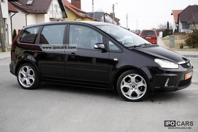 2008 ford c max titanium x panorama nawi skora car photo and specs. Black Bedroom Furniture Sets. Home Design Ideas