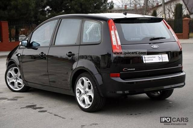 2008 ford c max titanium x panorama nawi skora car photo. Black Bedroom Furniture Sets. Home Design Ideas