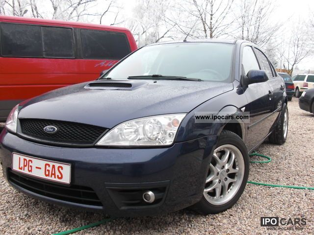 Ford  Mondeo1.8 Ghia, PRINS LPG GAS 1.BESITZ, CHECKBOOK 2002 Liquefied Petroleum Gas Cars (LPG, GPL, propane) photo