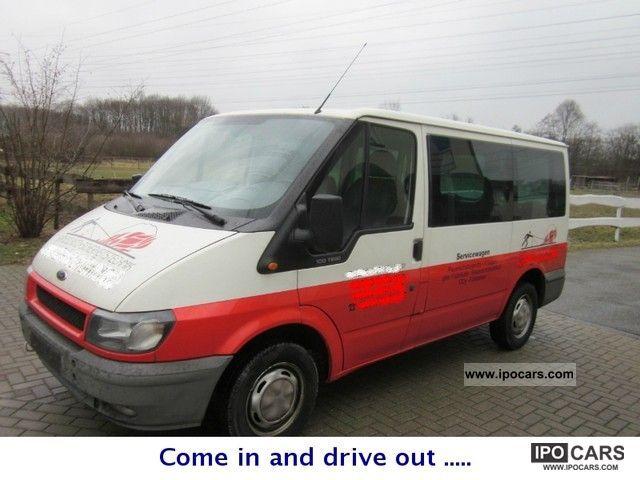 2005 Ford  TRANSIT 100 T280 **** **** 6 SEATER Van / Minibus Used vehicle photo