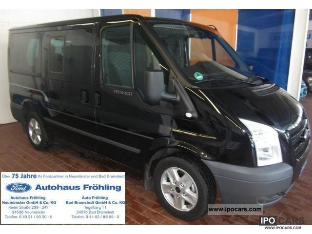 2011 Ford  Transit TDCi 300 K € + Line Standhzg. +8 f b Van / Minibus Used vehicle photo