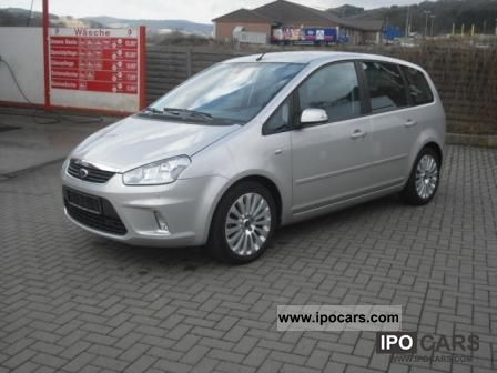 2008 ford c max 1 8 titanium car photo and specs. Black Bedroom Furniture Sets. Home Design Ideas