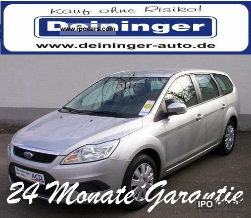 2009 Ford  Focus 1.6 Style Tournament Estate Car Used vehicle photo