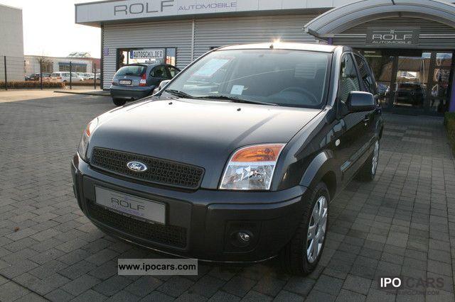 2010 Ford  Fusion 1.4 / AIR / RADIO CD / NSW Limousine Used vehicle photo