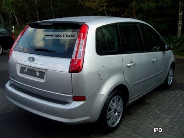 2007 Ford  FORD C-MAX C-MAX 1.6 TDI BUSINESS LINE Limousine Used vehicle photo