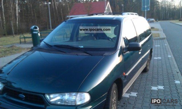 1997 Ford  Windstar Van / Minibus Used vehicle photo