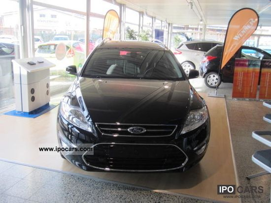 2011 Ford  Mondeo Titanium Tournament / Audio Package + 18 inches. Estate Car New vehicle photo