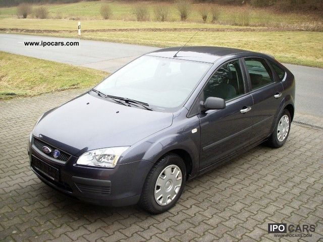 2005 Ford Focus 1 6 16v Special Model Car Photo And Specs