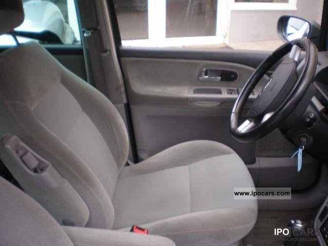 2002 Ford Galaxy 1 9tdi 85 Kw 7sitzer Air Car