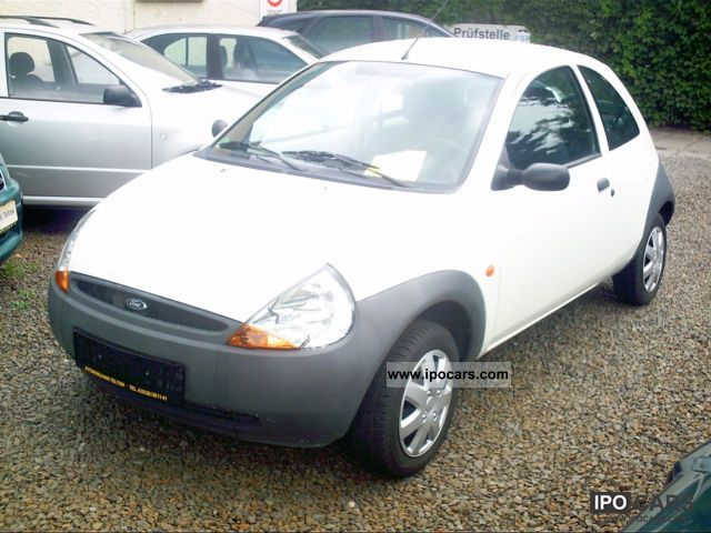 2003 Ford  Ka with € 4 and no rust, Model 03 Small Car Used vehicle photo