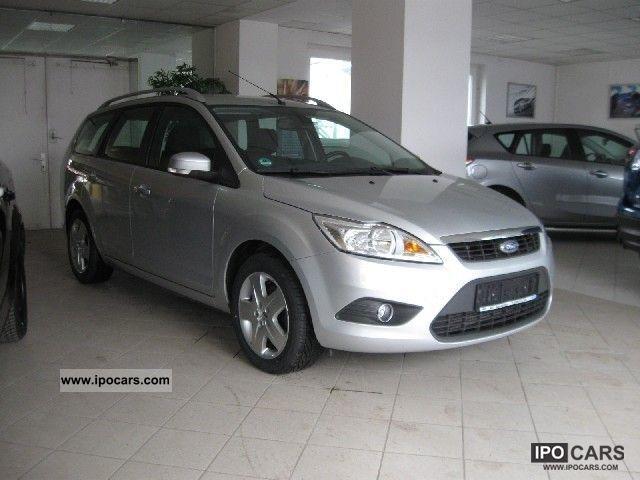 2009 Ford  Focus Style / Aluminum / Navi Estate Car Used vehicle photo